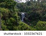nature of bali | Shutterstock . vector #1032367621