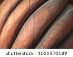 wood texture. natural pattern | Shutterstock . vector #1032370189