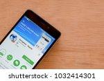 bekasi  west java  indonesia....   Shutterstock . vector #1032414301