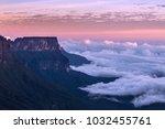 the mount roraima  venezuela | Shutterstock . vector #1032455761