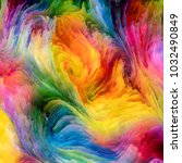 drama of colors series.... | Shutterstock . vector #1032490849