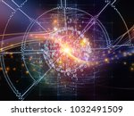 technology of numbers series....   Shutterstock . vector #1032491509