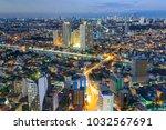 manila  philippines   feb 25 ... | Shutterstock . vector #1032567691