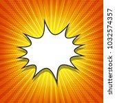 superhero background.  comic... | Shutterstock .eps vector #1032574357
