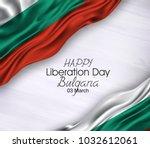 vector illustration of bulgaria ... | Shutterstock .eps vector #1032612061