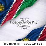 vector illustration of namibia...   Shutterstock .eps vector #1032624511