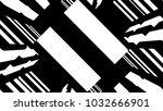 abstract background with black... | Shutterstock . vector #1032666901