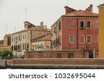 venice is a fantastic ... | Shutterstock . vector #1032695044