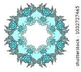 East Floral Pattern For Design