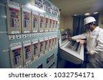 chonburi  thailand  fabruary... | Shutterstock . vector #1032754171