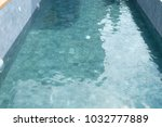 fill the swimming pool with...   Shutterstock . vector #1032777889