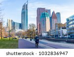 the hague  the netherlands  ... | Shutterstock . vector #1032836947