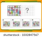 practice questions worksheet...   Shutterstock .eps vector #1032847567