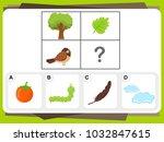 practice questions worksheet... | Shutterstock .eps vector #1032847615