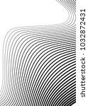 white black color. linear... | Shutterstock .eps vector #1032872431