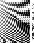 white black color. linear... | Shutterstock .eps vector #1032873079