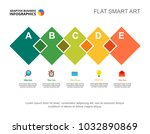 five management options slide... | Shutterstock .eps vector #1032890869