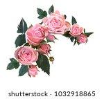 floral design illustration....   Shutterstock .eps vector #1032918865