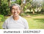 portrait of healthy happy... | Shutterstock . vector #1032942817