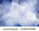 white squares diamonds and... | Shutterstock . vector #1032945685
