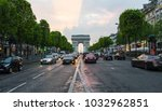 paris  france   may 8  2017 ... | Shutterstock . vector #1032962851