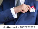 real estate and mortgage... | Shutterstock . vector #1032996919