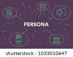 conceptual business... | Shutterstock . vector #1033010647