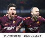 london  uk   february 20  2018  ... | Shutterstock . vector #1033061695