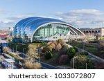 newcastle  england   02.17 ... | Shutterstock . vector #1033072807