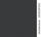 isometric grid seamless pattern.... | Shutterstock .eps vector #1033109101