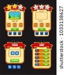 mobile game user interface...