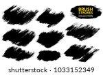 vector large set different... | Shutterstock .eps vector #1033152349