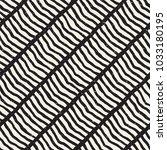 simple ink geometric pattern.... | Shutterstock .eps vector #1033180195