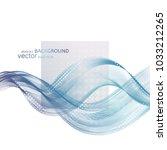 abstract vector background ... | Shutterstock .eps vector #1033212265