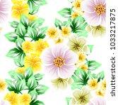 abstract elegance seamless...   Shutterstock .eps vector #1033217875
