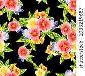 abstract elegance seamless...   Shutterstock . vector #1033219687
