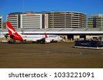 sydney  australia  9 aug 2017 ...   Shutterstock . vector #1033221091