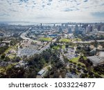 Aerial View To San Diego ...