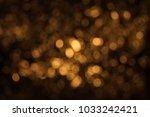shiny bokeh background | Shutterstock . vector #1033242421