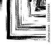 black and white grunge stripe... | Shutterstock .eps vector #1033244464