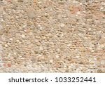 old stone wall texture from... | Shutterstock . vector #1033252441
