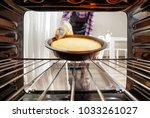 Housewife Taking Cheesecake Ou...
