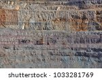 mining theme background ... | Shutterstock . vector #1033281769