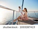 outdoor shot of tender and...   Shutterstock . vector #1033287415