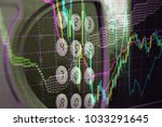 close up of finance business...   Shutterstock . vector #1033291645
