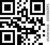 qr code 25 | Shutterstock .eps vector #1033362091