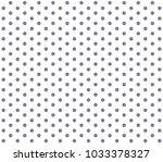 violet polka dot vector. vector ...   Shutterstock .eps vector #1033378327