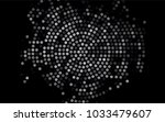 dark silver  gray vector modern ... | Shutterstock .eps vector #1033479607