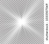 vector illustration of abstract ... | Shutterstock .eps vector #1033507069