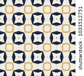 seamless illustrated pattern... | Shutterstock .eps vector #1033512751